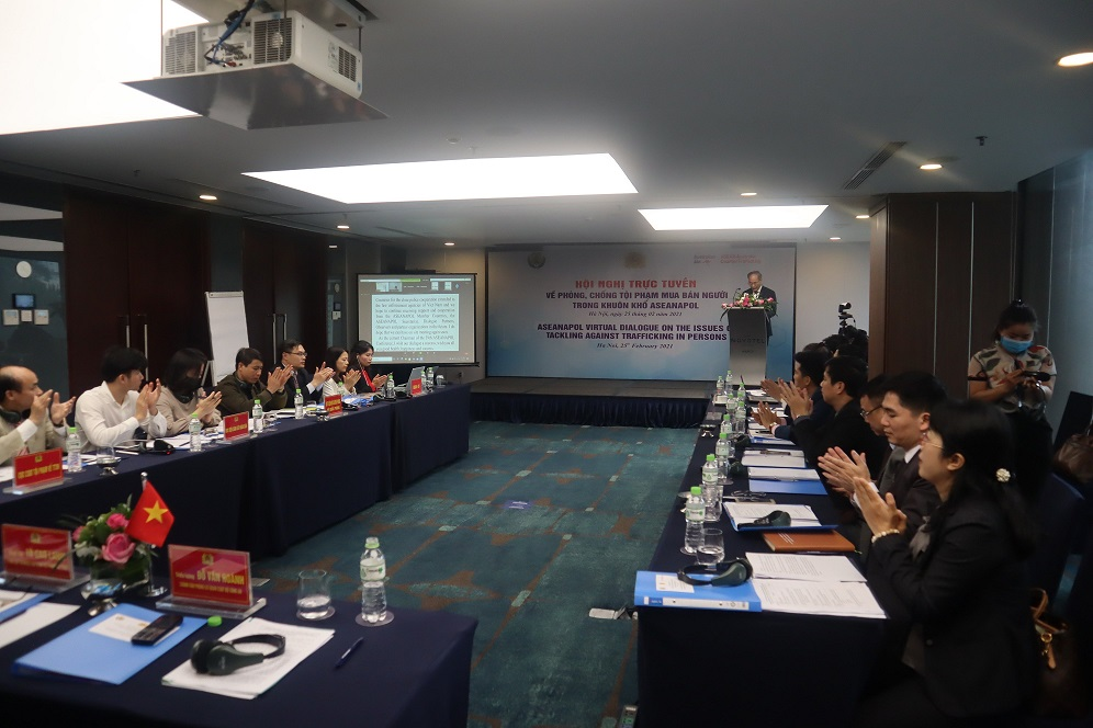 Overview of the virtual dialogue in Hanoi.