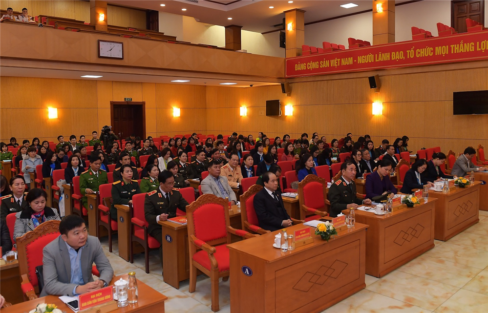 Overview of the conference.